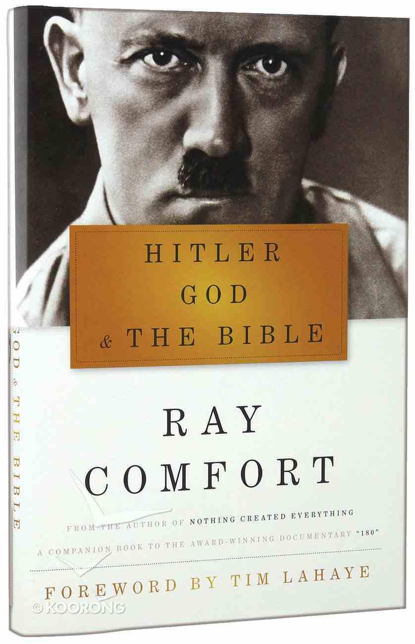 Hitler, God, and the Bible Hardback