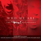 Who We Are:red Anthology Triple Cd image