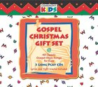 Cedarmont Kids: Gospel Christmas Gift Set (Triple Cd Set) image