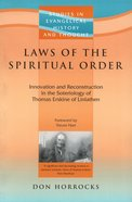 Seht: Laws Of The Spiritual Order