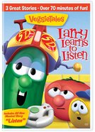 Dvd Veggie Tales #44: Larry Learns To Listen