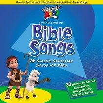 Album Image for Cedarmont Kids: Bible Songs (Kids Classics Series) - DISC 1