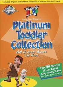 Product: Dvd Kids Classics: Toddler Platinum Collection Image