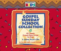 Product: Gospel Sunday School Collection (3 Cds) Image