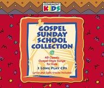 Album Image for Cedarmont Kids: Gospel Sunday School Collection (3 Cds) - DISC 1