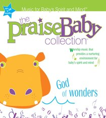 Album Image for God of Wonders (Praise Baby Collection Series) - DISC 1