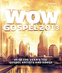 Product: Dvd Wow Gospel 2013 Image