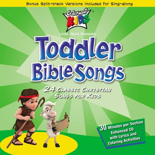 Product: Kids Classics: Toddler Bible Songs Image