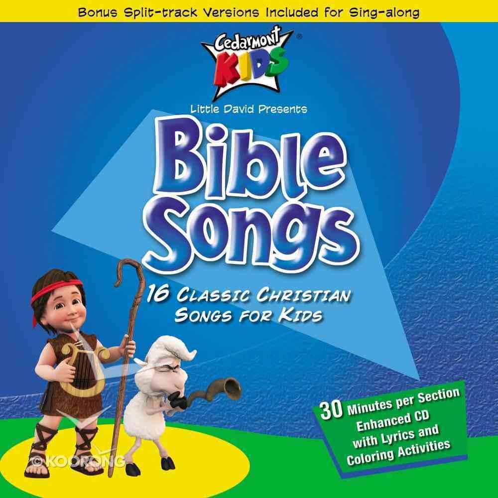 Cedarmont Kids: Bible Songs (Kids Classics Series) CD