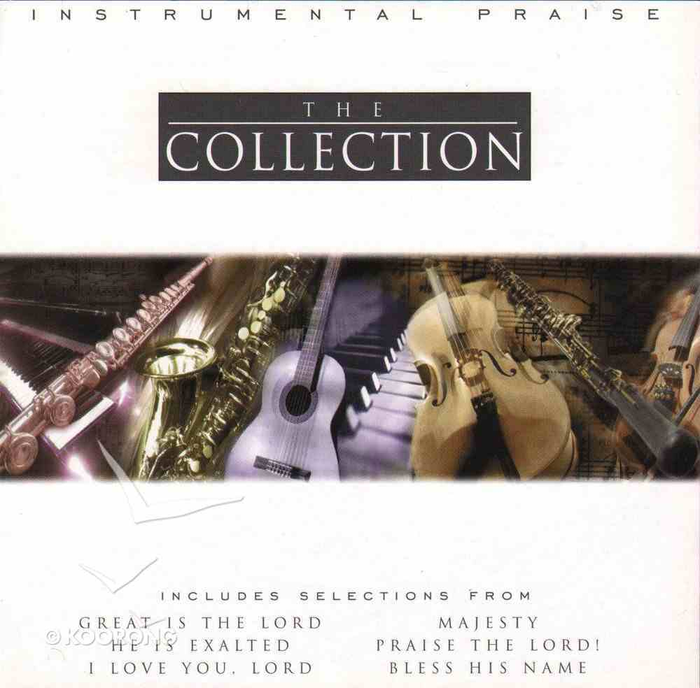 The Collection (Instrumental Praise Series) CD