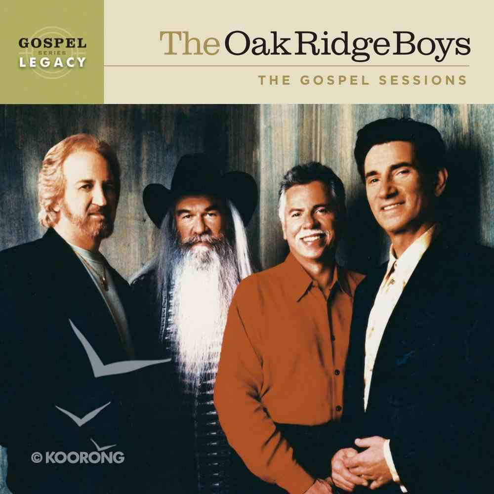 Gospel Sessions CD