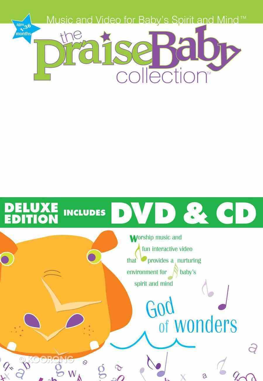 God of Wonders CD & DVD CD