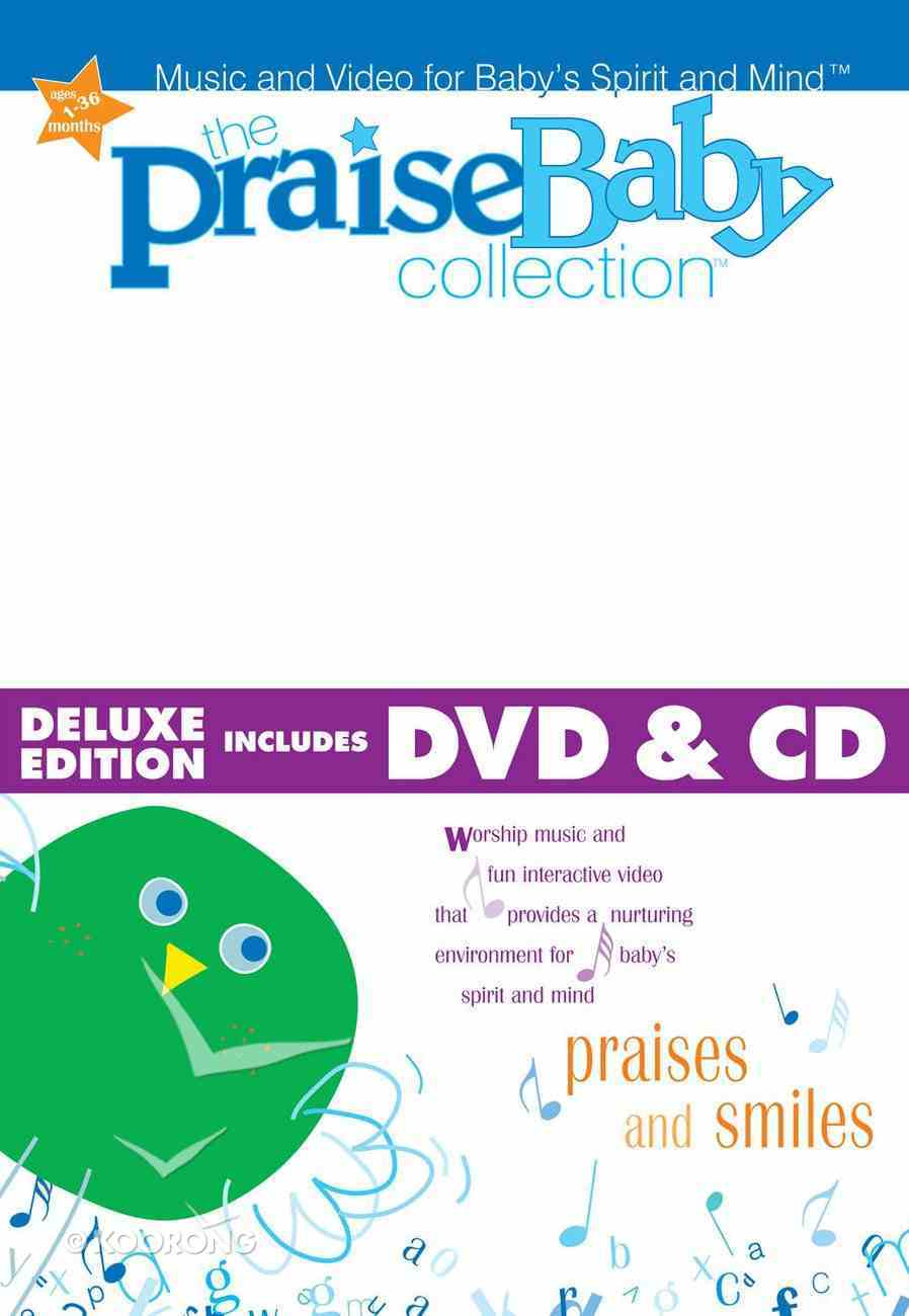 Praises and Smiles CD & DVD CD