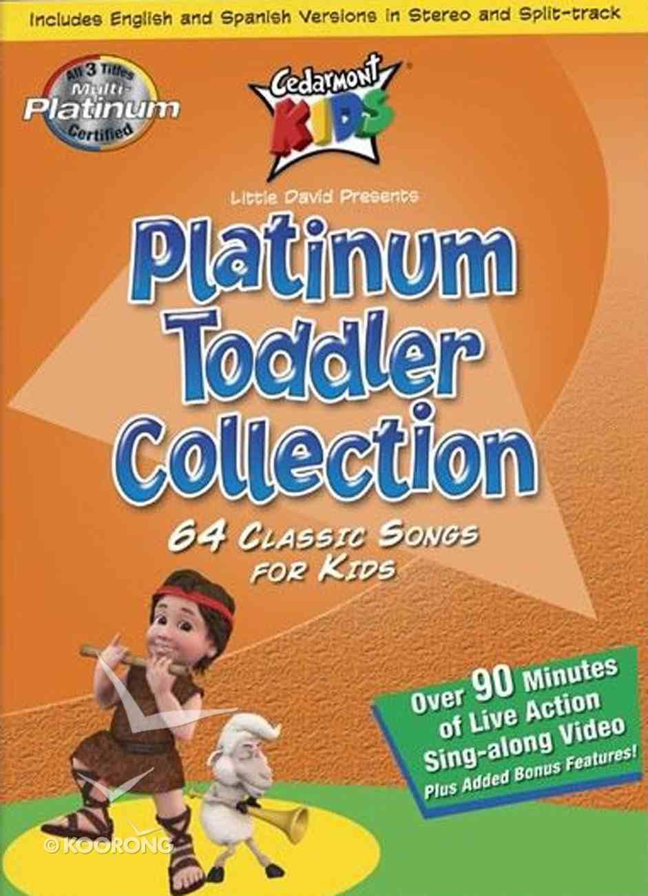 Toddler Platinum Collection (Kids Classics Series) DVD