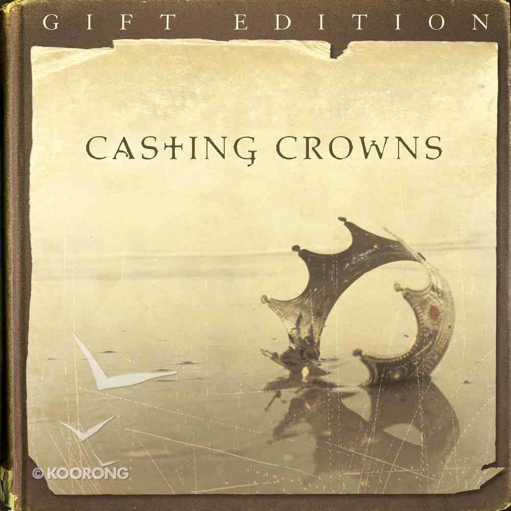 Casting Crowns Gift Ed (Cd And Dvd) CD