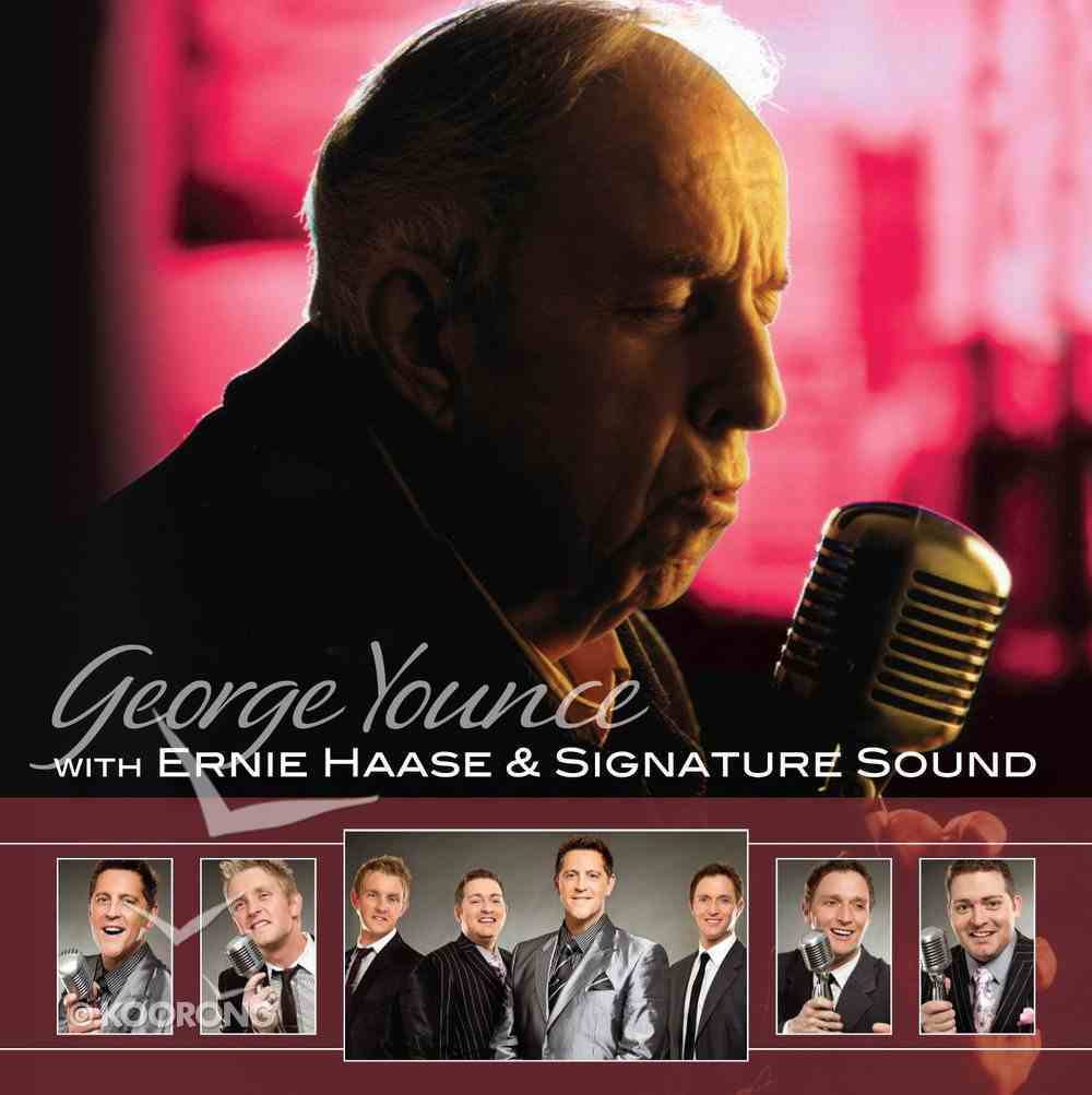 George Younce With Ernie Haase and Signature Sound CD