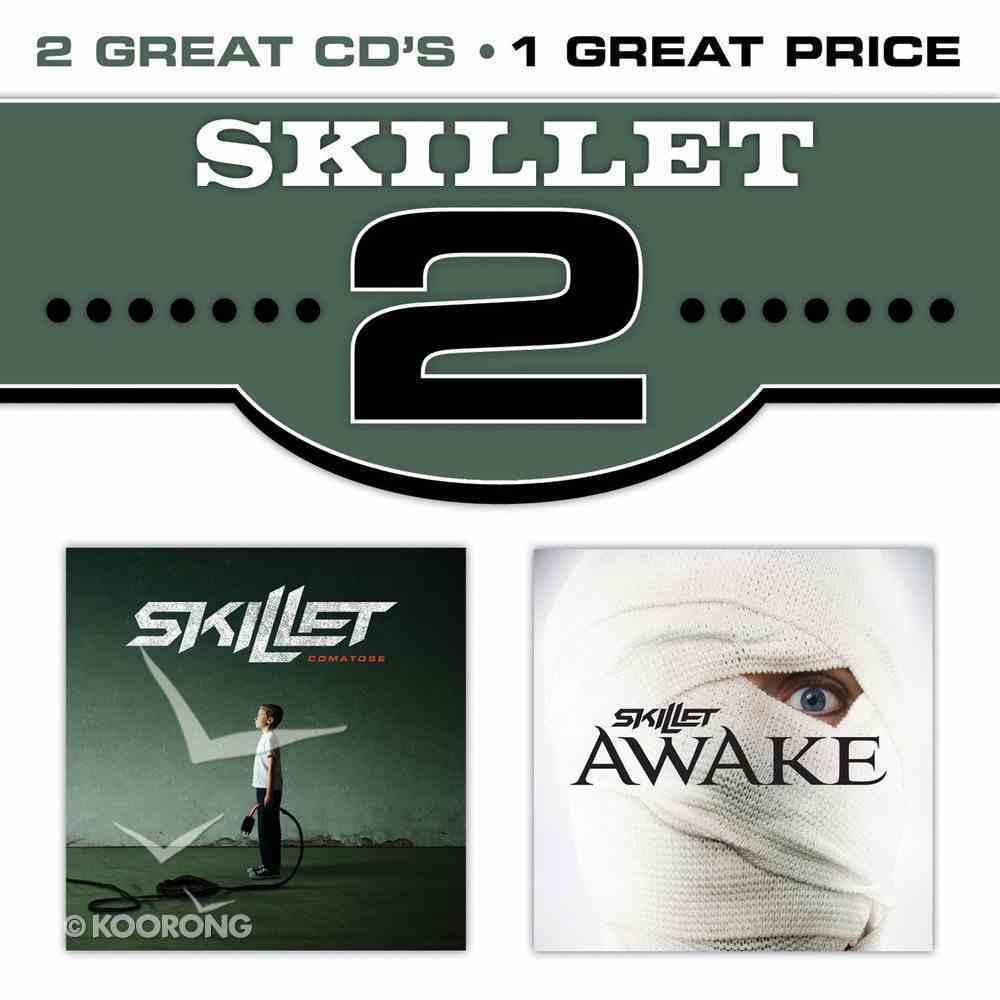 Comatose/Awake 2 For 1 Double CD CD