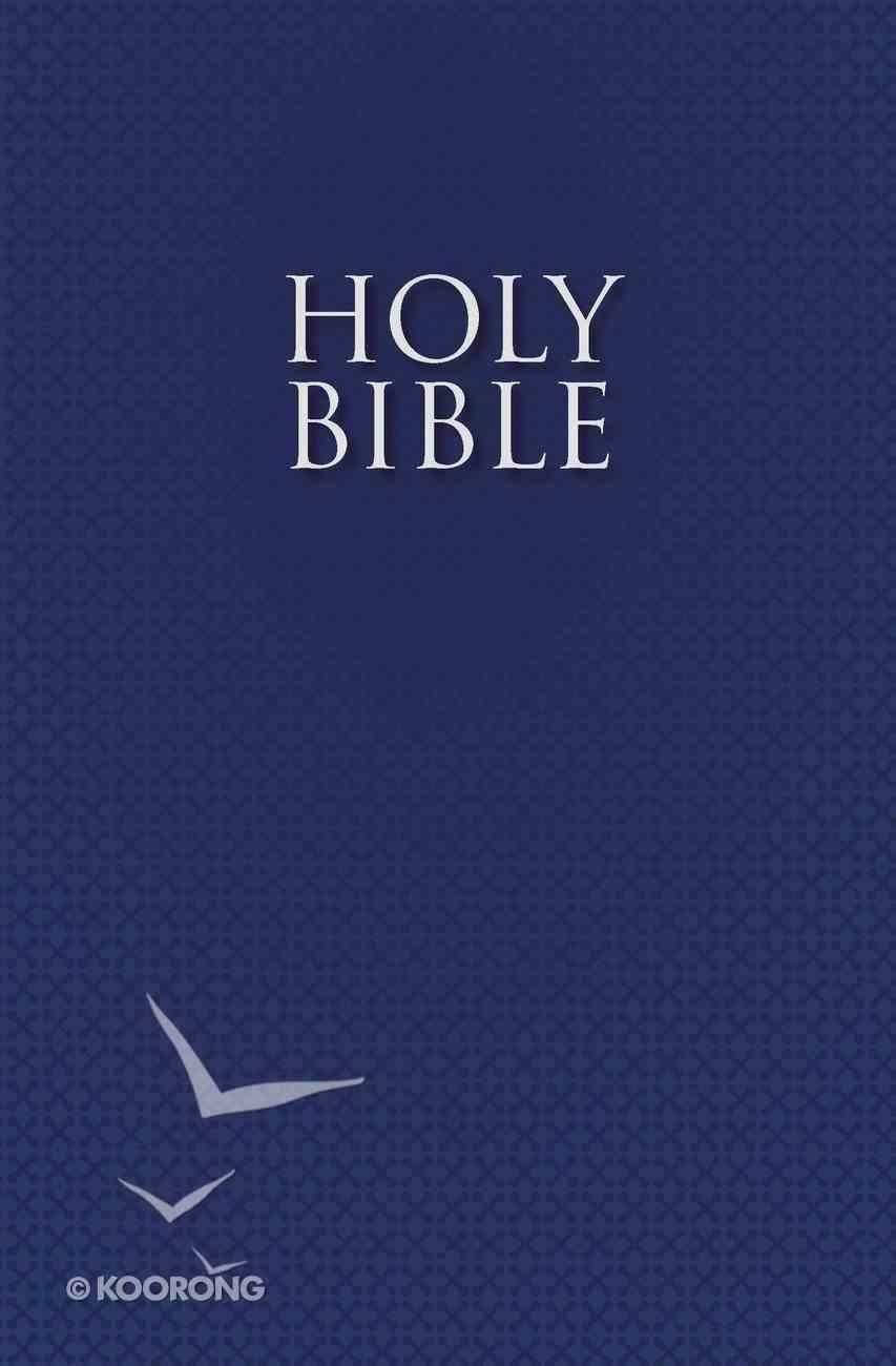 NIRV Bible For Esl Readers Blue Paperback