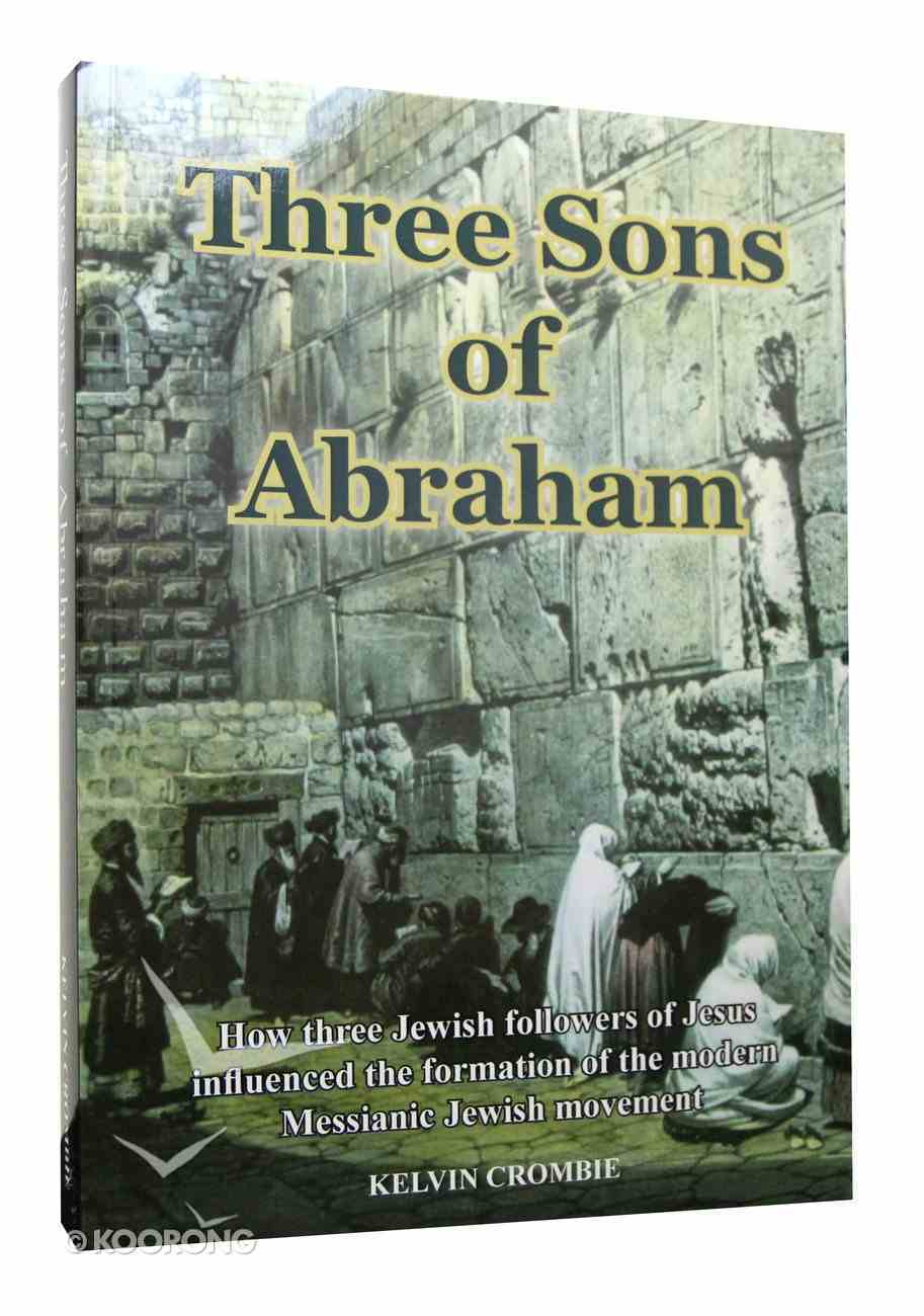 Three Sons of Abraham Paperback