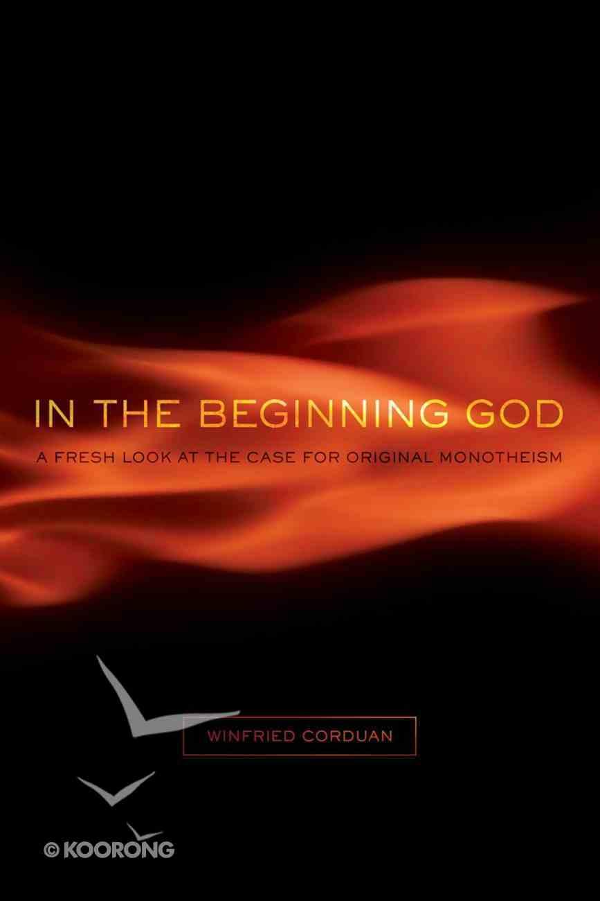 In the Beginning God Paperback