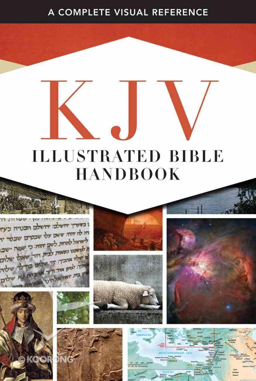 KJV Illustrated Bible Handbook Hardback