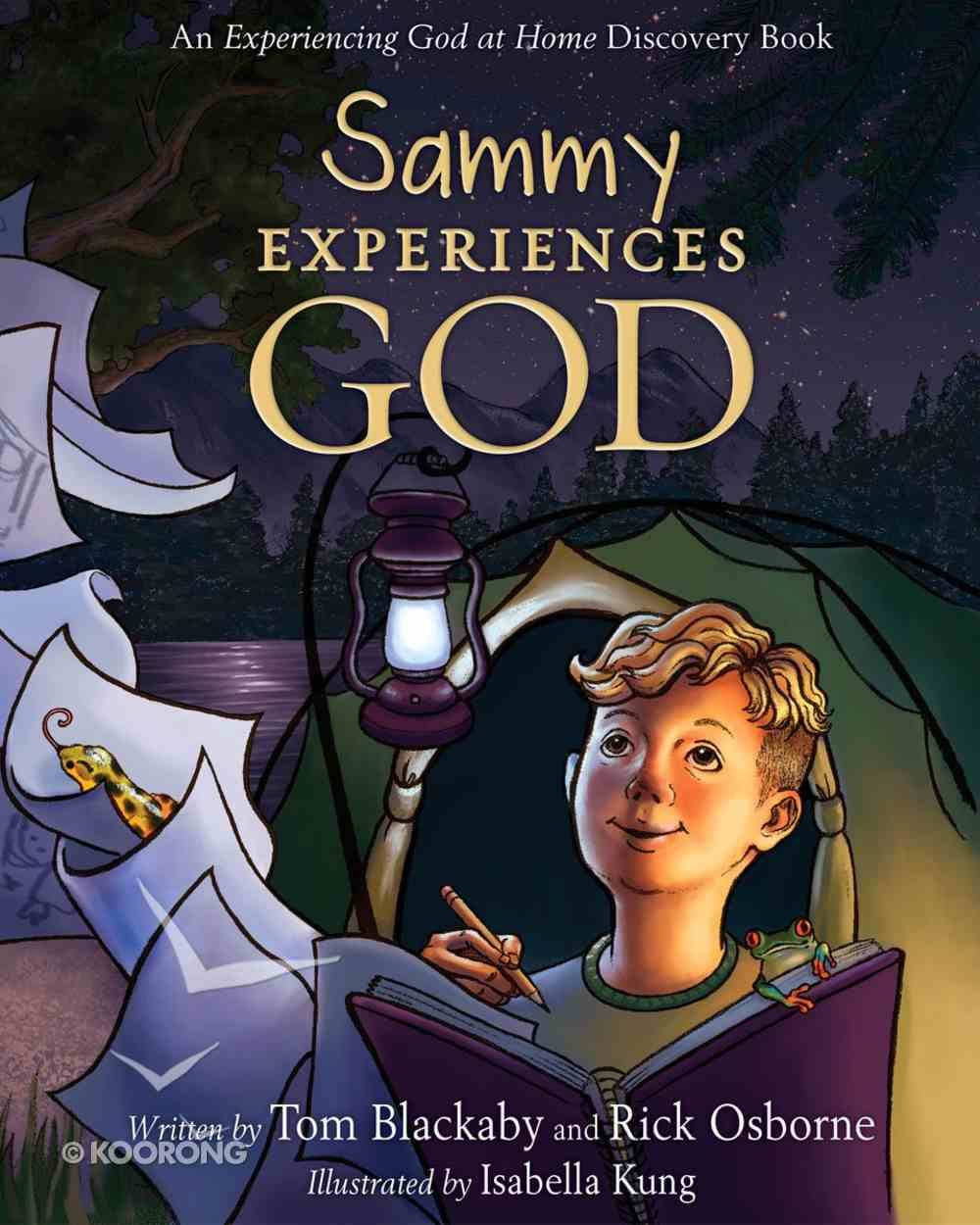 Sammy Experiences God (Experiencing God At Home Series) Hardback