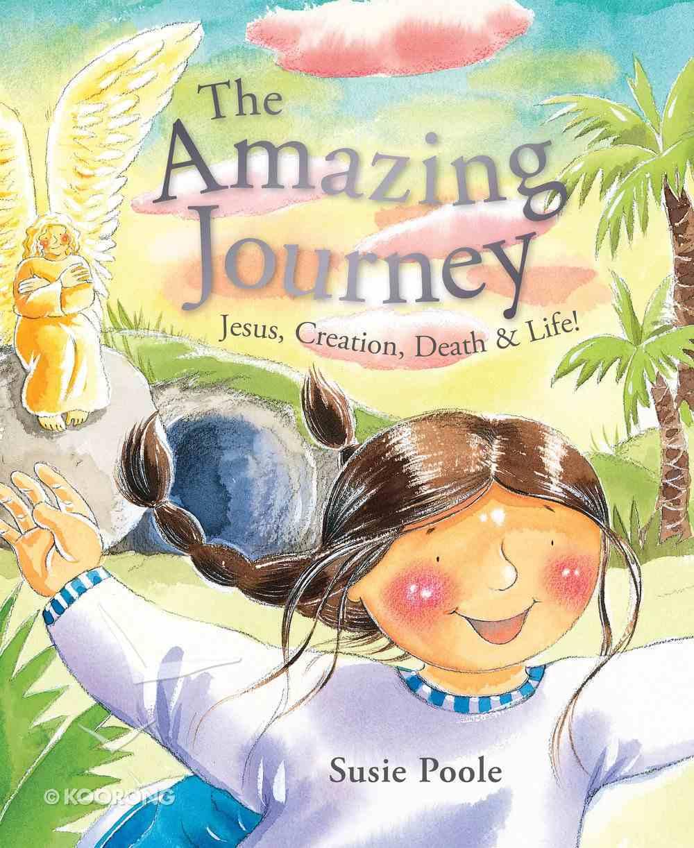 The Amazing Journey Hardback