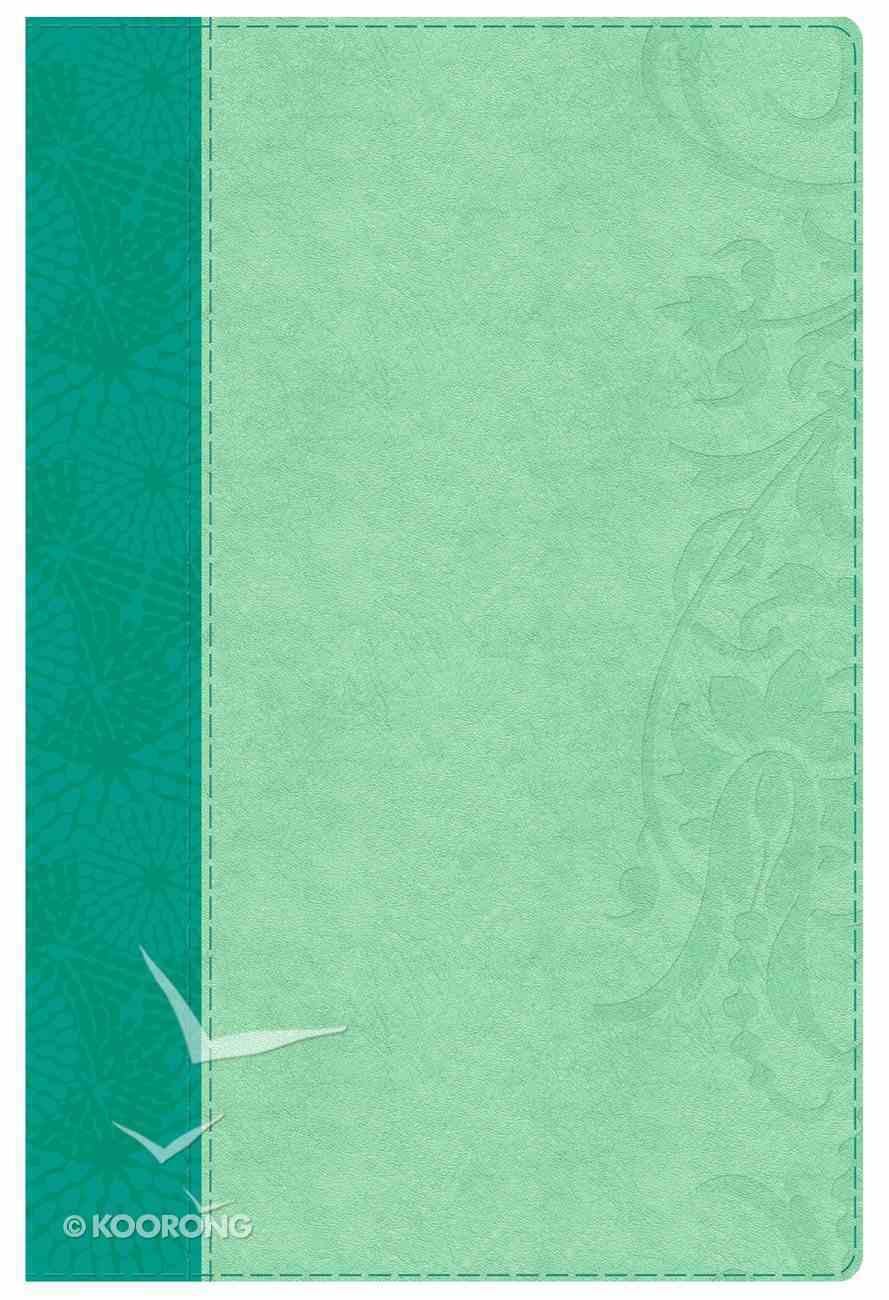 HCSB Study Bible For Women Teal/Aqua Imitation Leather