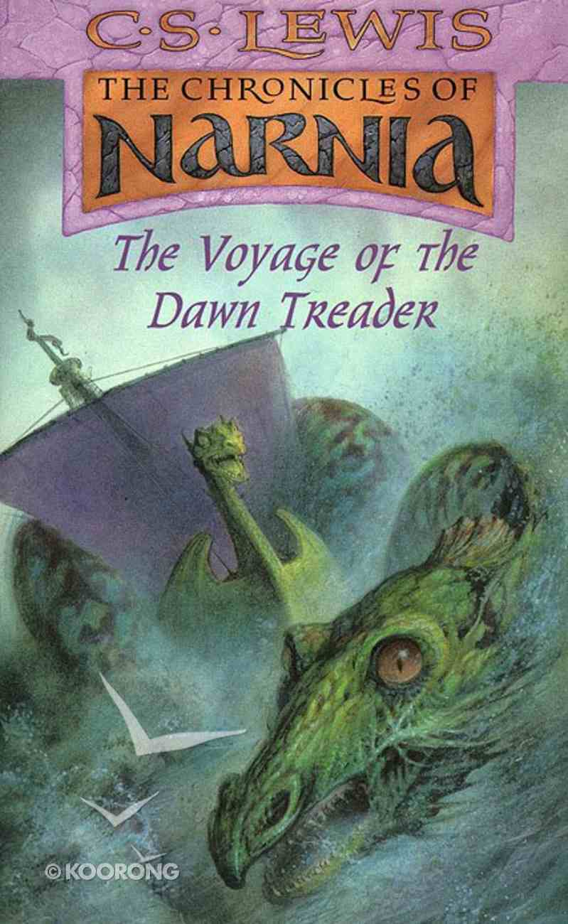 The Narnia #05: Voyage of the Dawn Treader (#05 in Chronicles Of Narnia Series) Paperback