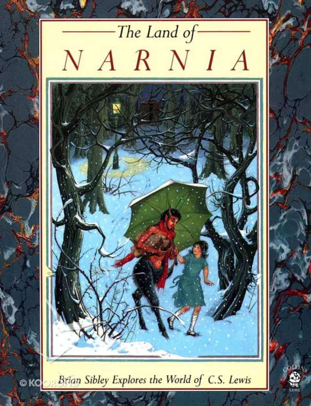 Land of Narnia Paperback