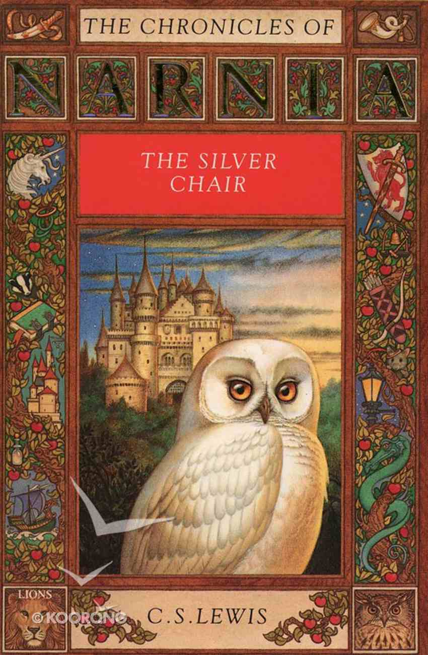 Silver Chair (Tv Edition) Paperback