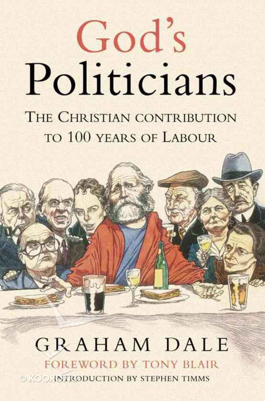 God's Politicians Paperback