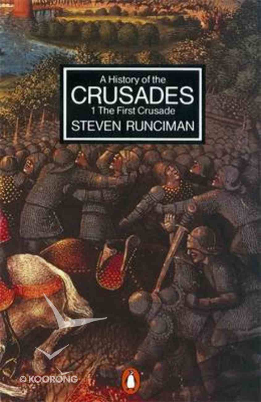 History of the Crusades (Volume 1) Paperback