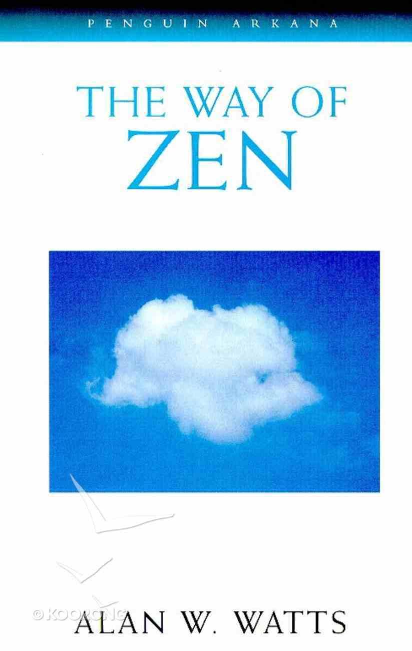 Way of Zen Paperback