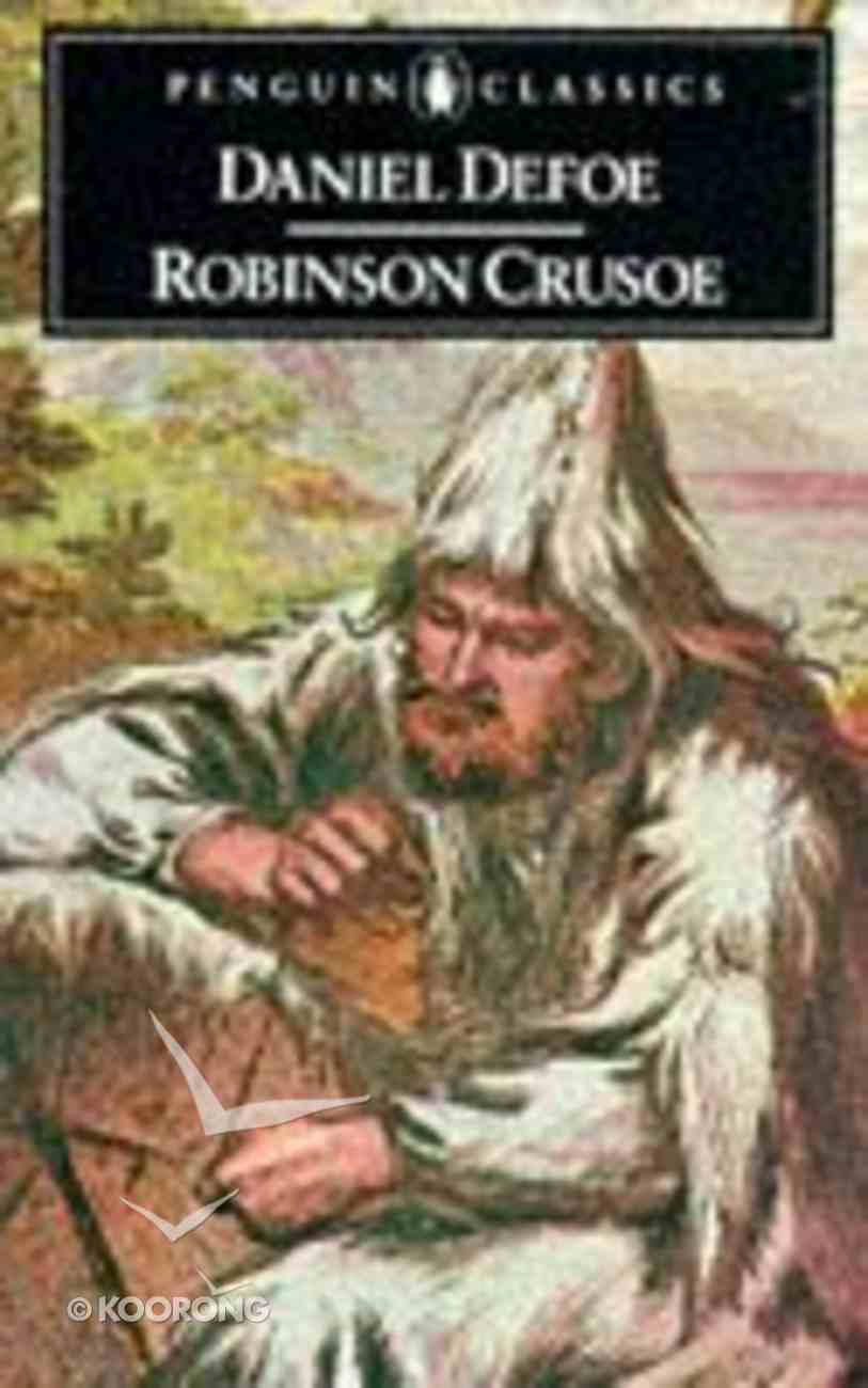 Robinson Crusoe Paperback
