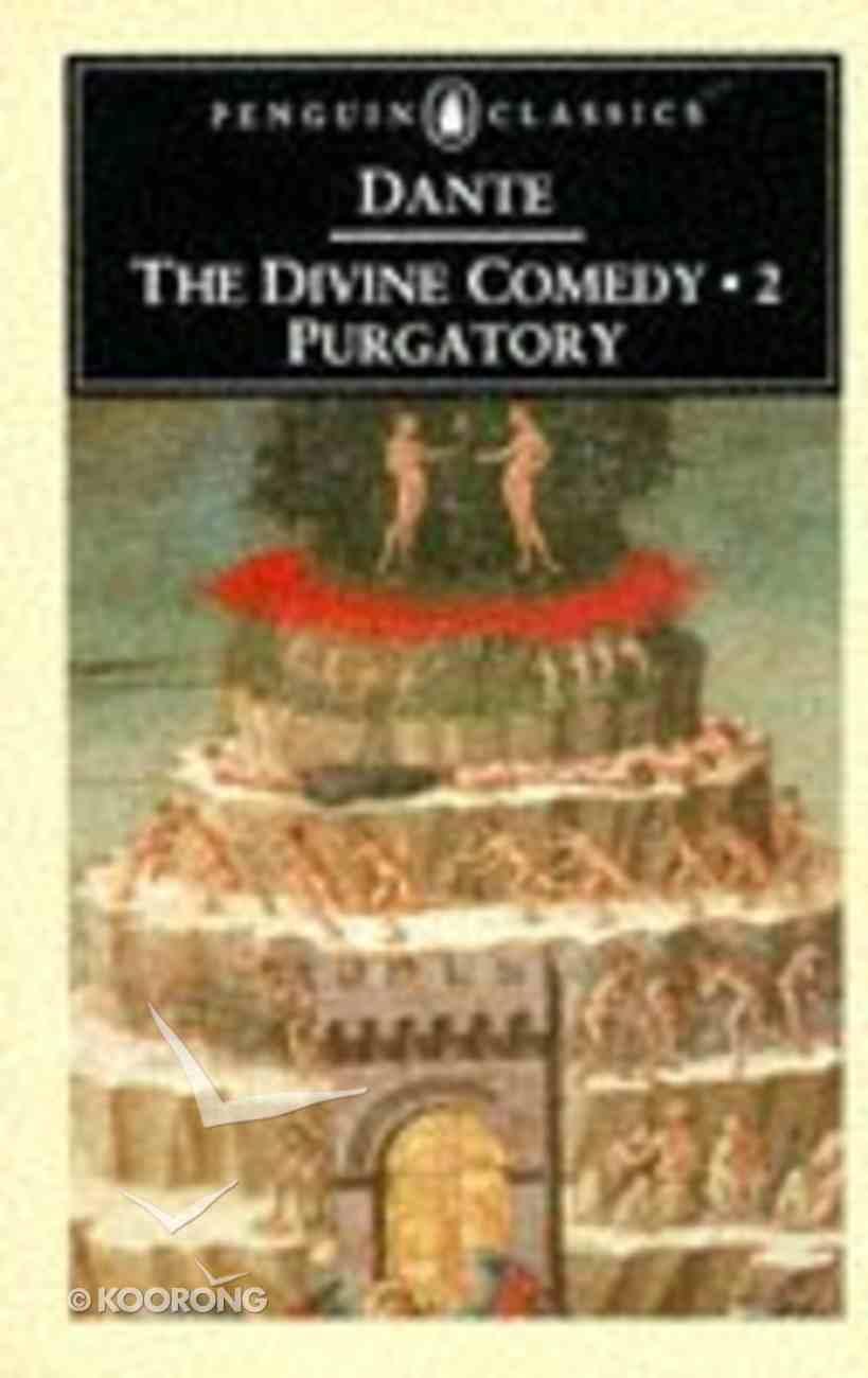 Divine Comedy: Purgatory (Vol 2) Paperback