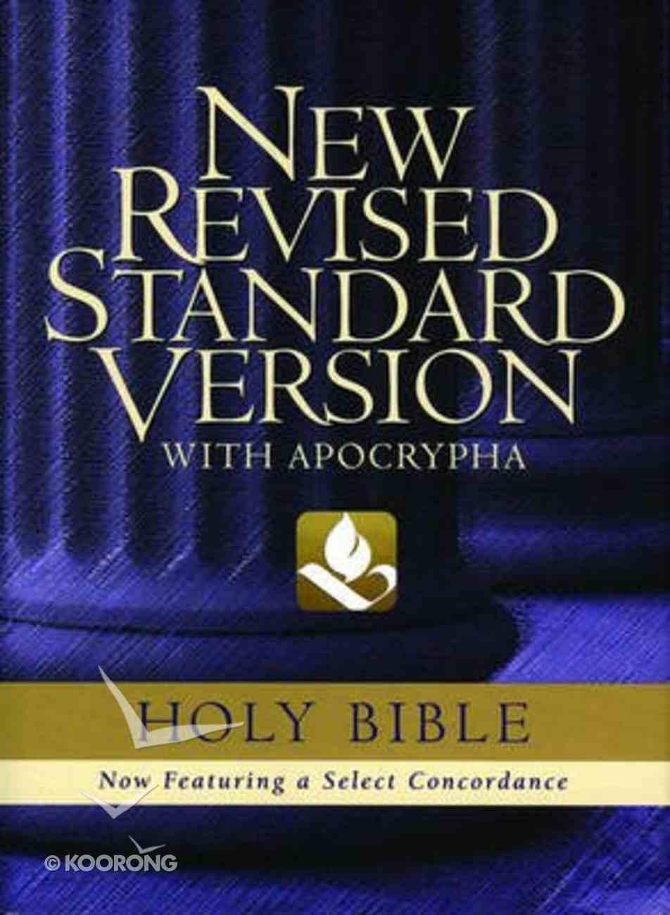 NRSV Oxford Catholic Edition With Apocrypha Hardback