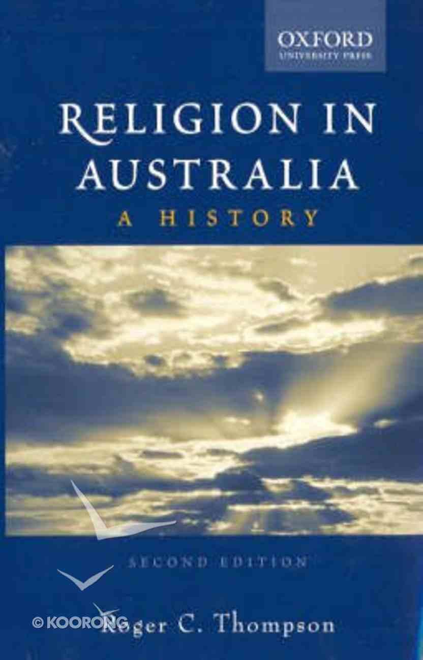 Religion in Australia Second Edition Paperback