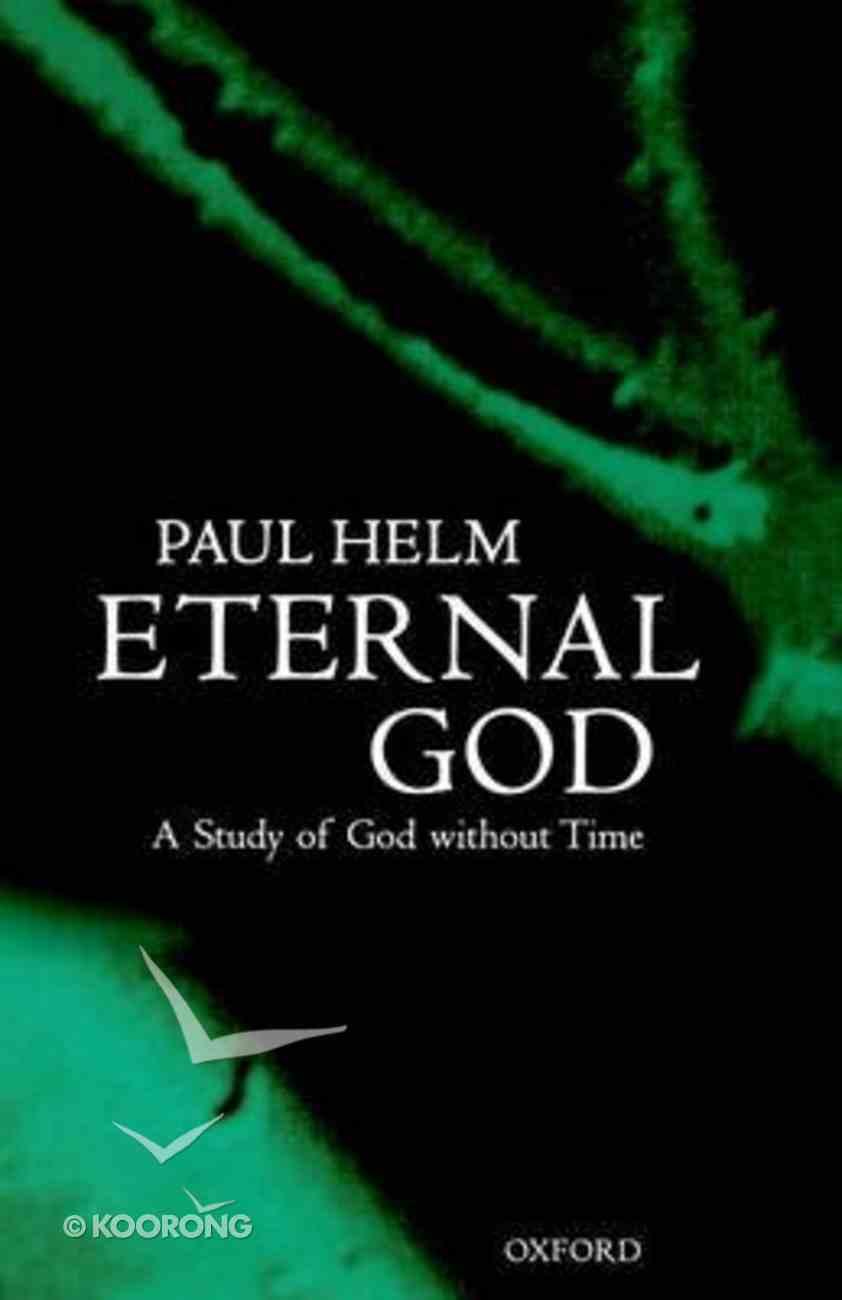 Eternal God Paperback