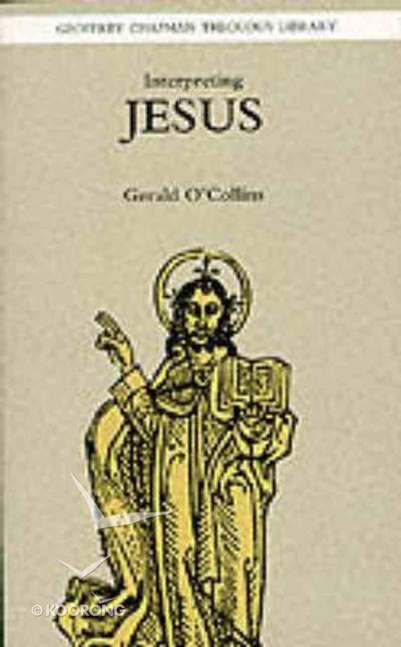 Interpreting Jesus Paperback