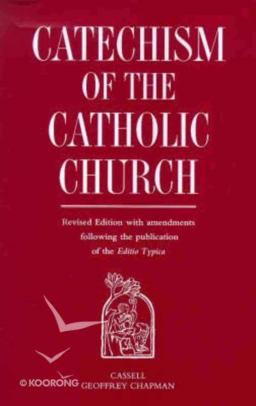Catechism of the Catholic Church (Popular & Definitive Edition) Hardback