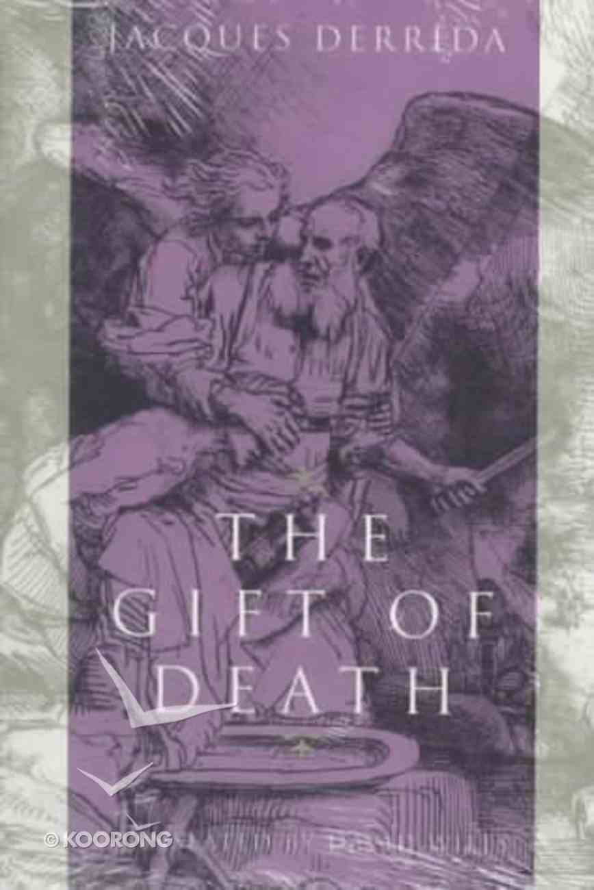 The Gift of Death Paperback