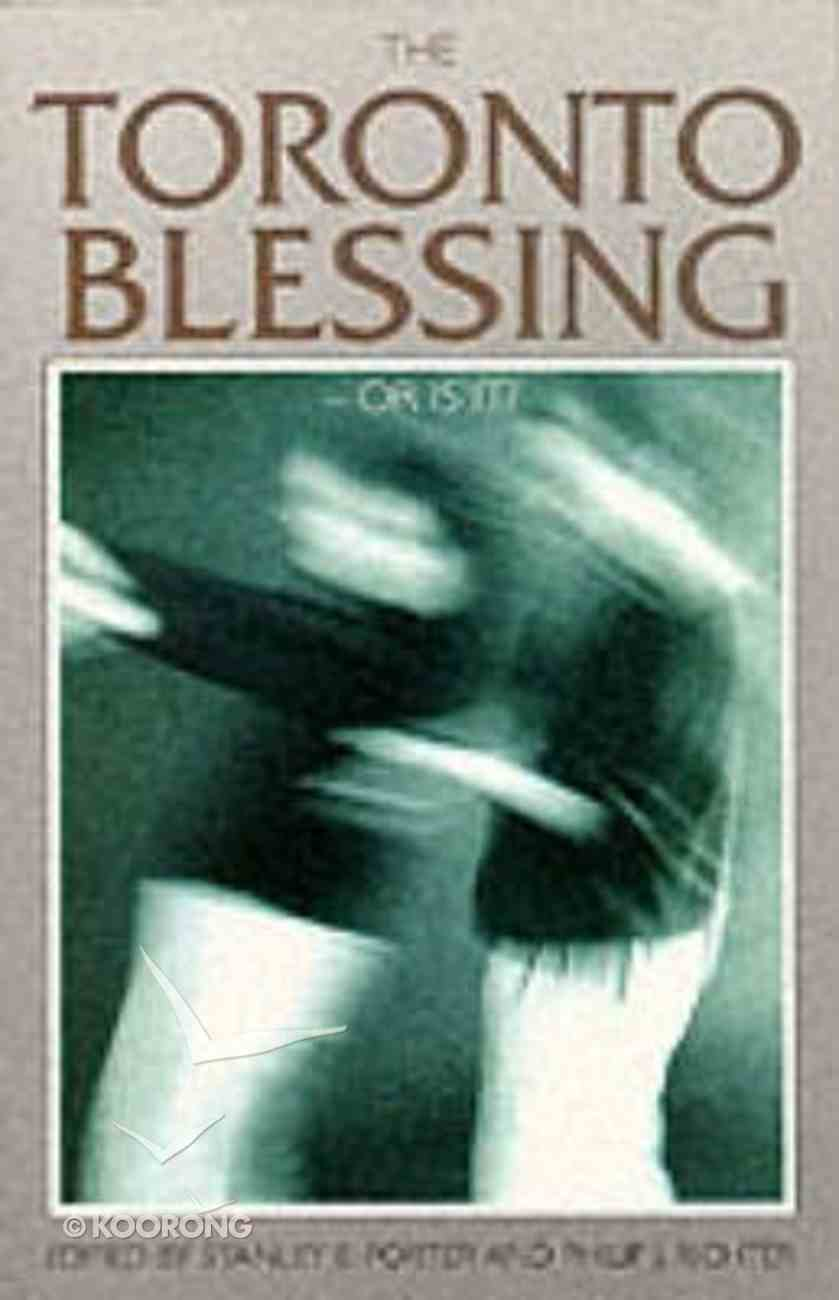 The Toronto Blessing - Or is It? Paperback