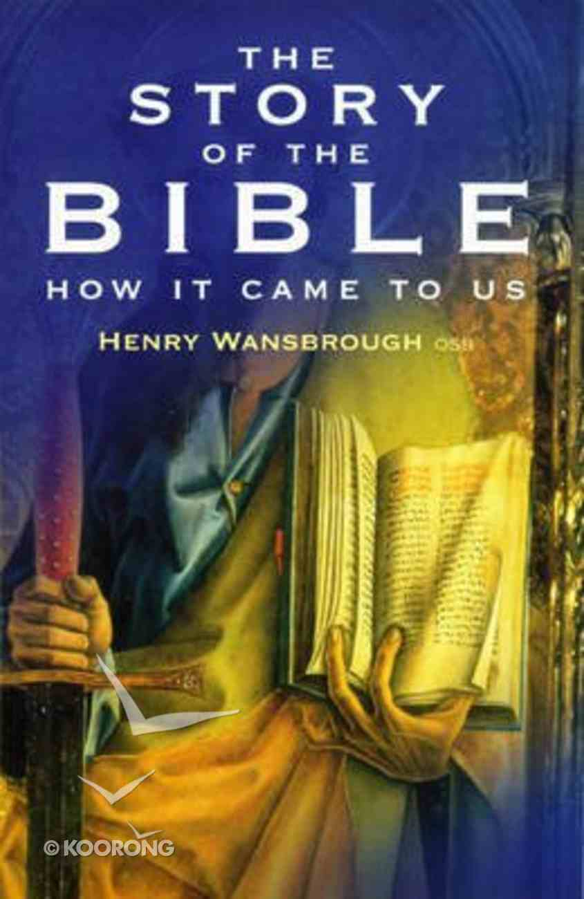 How the Bible Came to Us Paperback