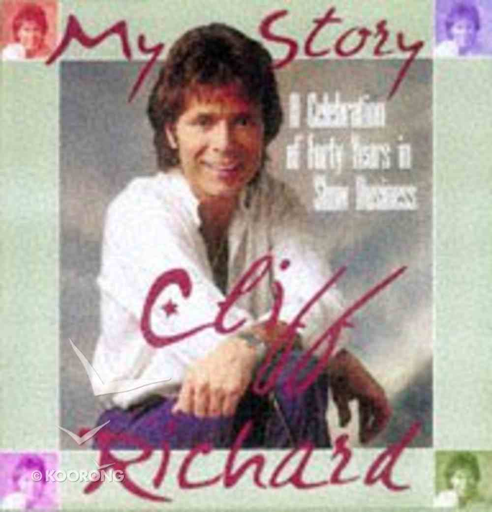 Cliff Richard My Story Hardback