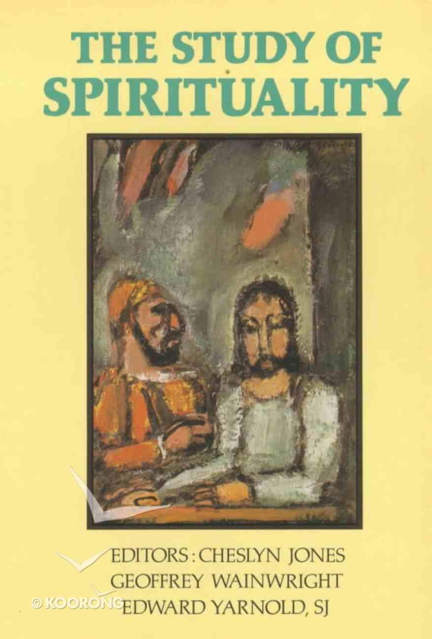 Study of Spirituality Paperback