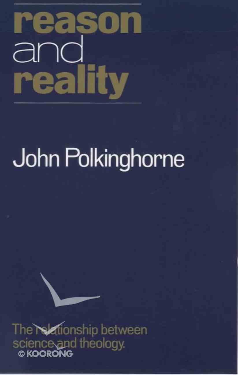 Reason & Reality Paperback