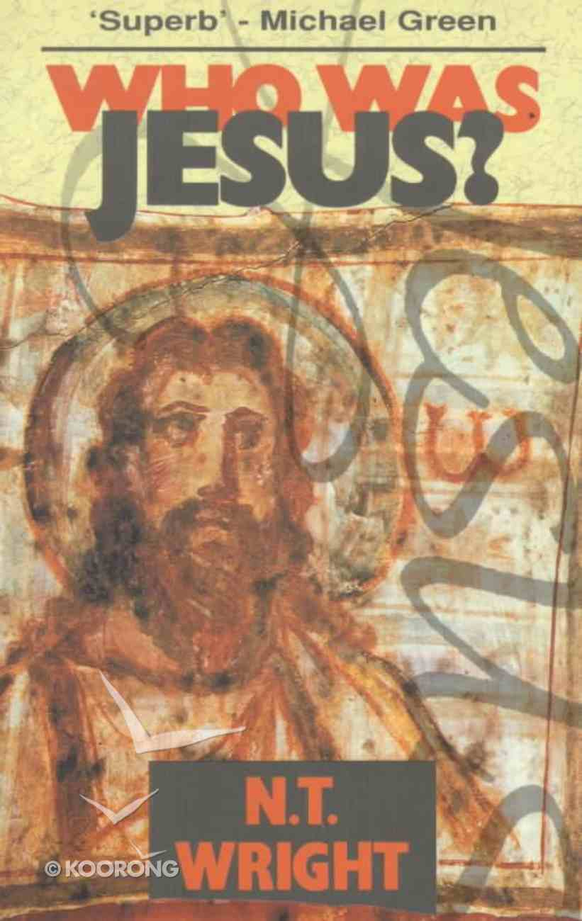 Who Was Jesus? Paperback