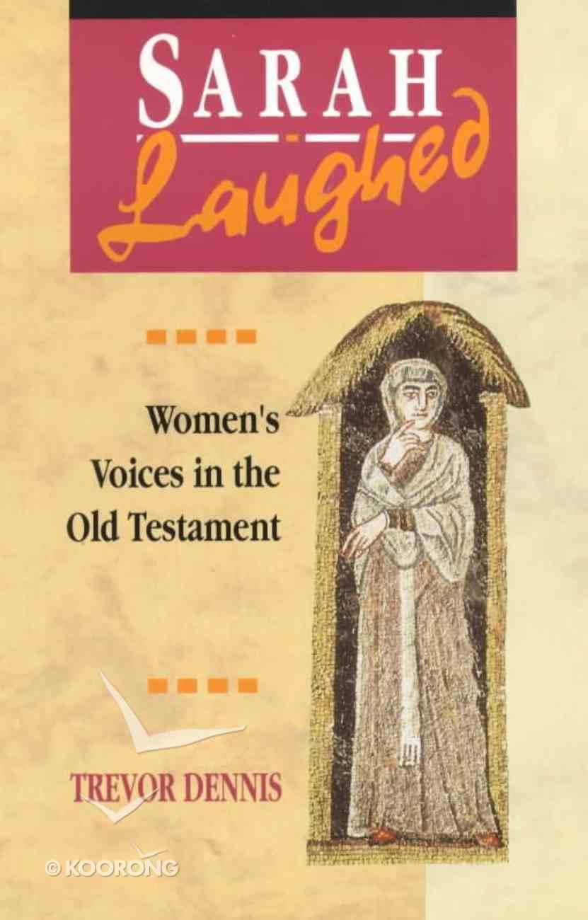 Sarah Laughed Paperback