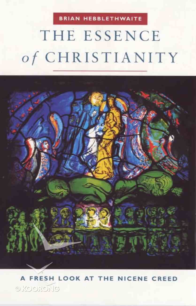 Essence of Christianity ,The Paperback